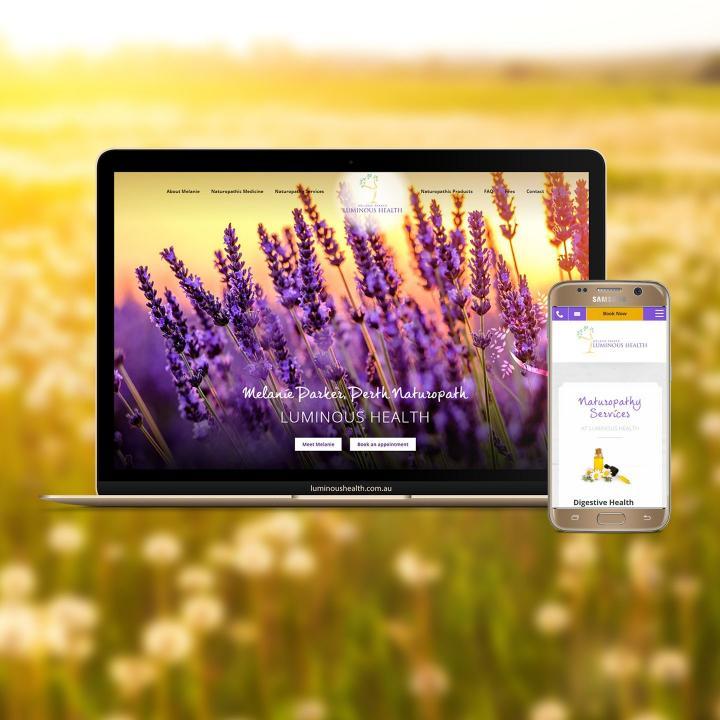 Perth Website Designer & Developer, Vicki Coupe | Wordpress