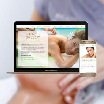 beauty gallery day spa website compressor